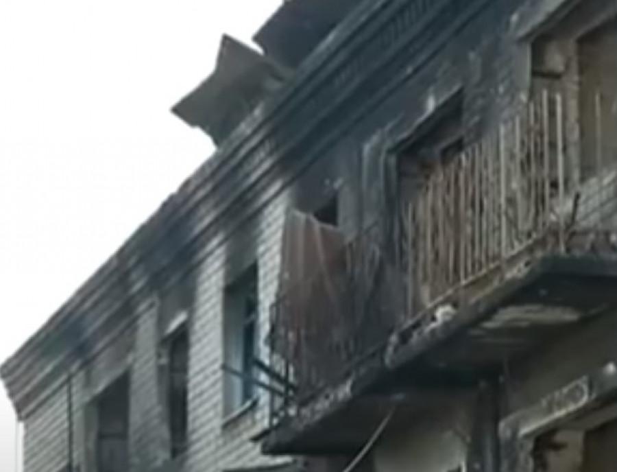 «І будинки горіли, і кулі літали»